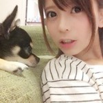 ririkaと犬3