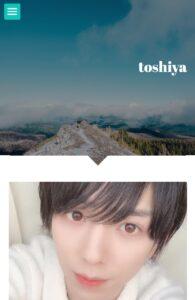 としや、toshiyaの偽プロフ