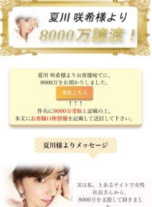 夏川 咲希(なつかわ さき)5000万