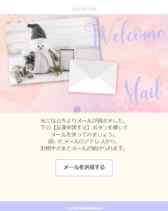 special mail