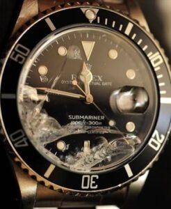 遠藤哲也の双子ちゃんが壊した200万円の時計
