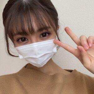 マスクの美緒(みお)